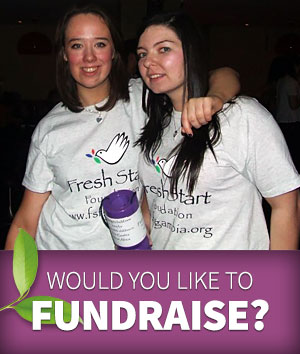 Can you fundraise for FSF?