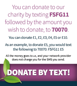 Text donate to FSF Gambia